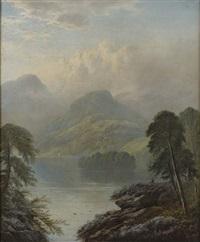 landscape by george blackie sticks