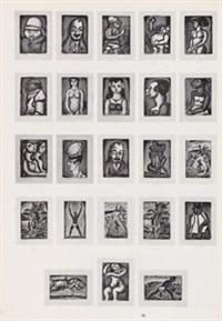 ambroise vollard. les réincarnations du père ubu (mit 23) by georges rouault