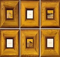 ohne titel (in 6 parts) by johanna kandl