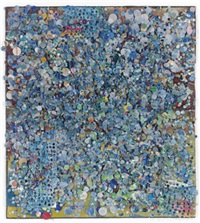 untitled no.98 by howardena pindell