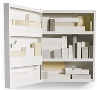 cabinet vii by rachel whiteread