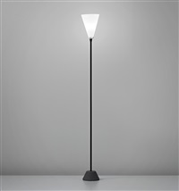 standard lamp, model no. 1051/px by gino sarfatti