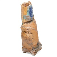 stack pot by peter voulkos