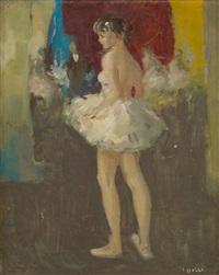 ballerine by martin bolle