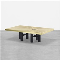coffee table by paco rabanne