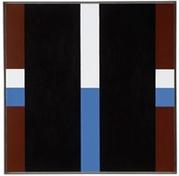 in two #27 by frederick hammersley