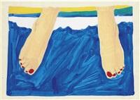 feet by tom wesselmann
