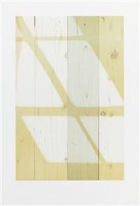 western horizontal; western horizontal (2 works) by ed ruscha