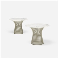 Occasional Tables, Pair, 1966