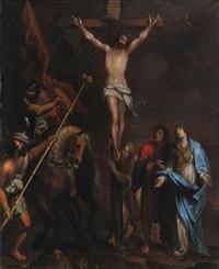 le christ à la croix by sir anthony van dyck