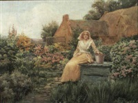 at the well by william f. ashburner