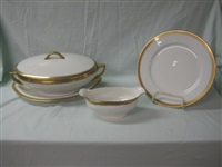 dinner service for 12 (90 pieces) by oscar and edgar gutherz