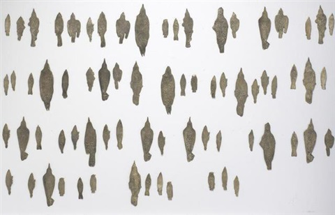 flock by kiki smith