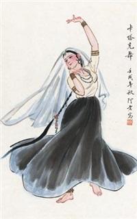 卡塔克舞 by a lao