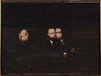 three gentlemen by ida barbarigo