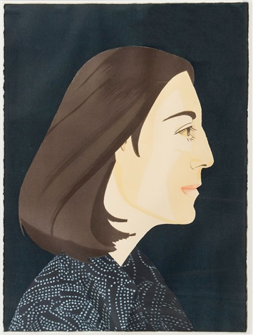 ada from ada four times by alex katz