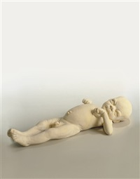 untitled - baby by ron mueck