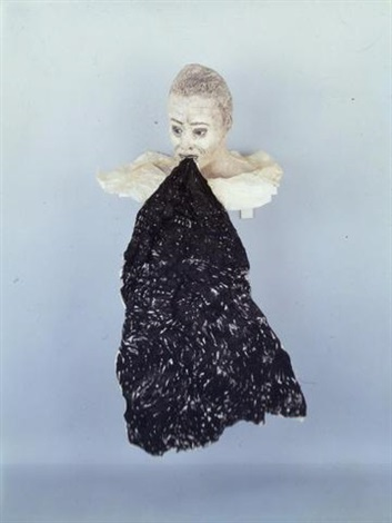 virgin mary by kiki smith