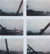 rte. 95 southbound, november 24, 1996 by michael ashkin