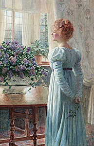 the bowl of lilac by william f. ashburner