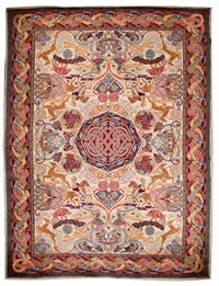 celtic hunting carpet by george bain
