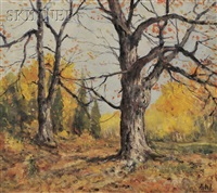 late autumn by henry hammond ahl