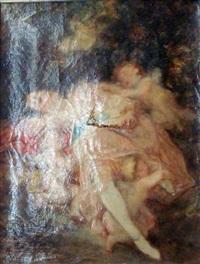 vénus et les amours by nicolas françois octave tassaert