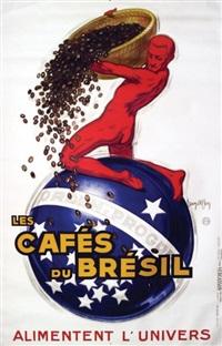 café du brésil by jean d' ylen