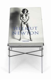 sumo (400 duotone) by helmut newton