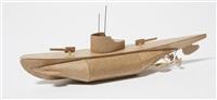 rogue submarine by chris burden