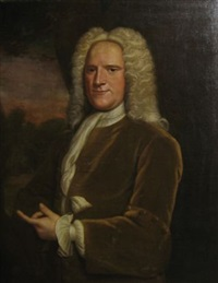 daniel collier, archdeacon of norfolk by john wollaston
