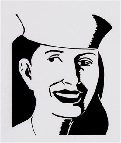 the sailor hat by alex katz