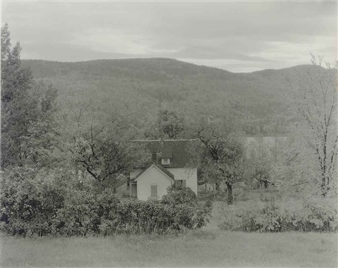 lake george by alfred stieglitz