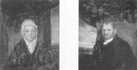 portrait of eliza hazen kimball by samuel f.b. morse