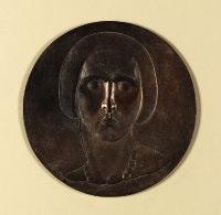 figura femminile con collana by giorgio morigi