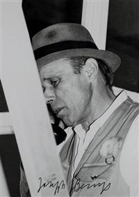 joseph beuys by werner krüger