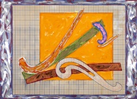 wake island rail by frank stella