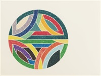 sinjerli variation iv by frank stella