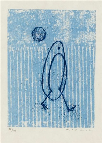 senza titolo by max ernst