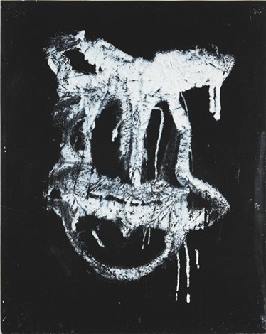 untitled donald by joyce pensato