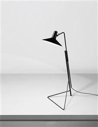 adjustable wall and standard lamp, model no. 1045 by gino sarfatti