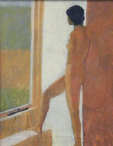 the window by rose hilton