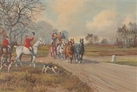 passing the hunt by wilfred bailey