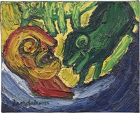 l'homme au chien vert by bengt lindström