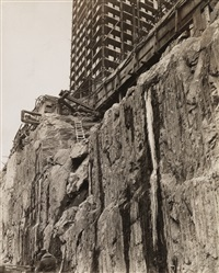rockefeller center by berenice abbott