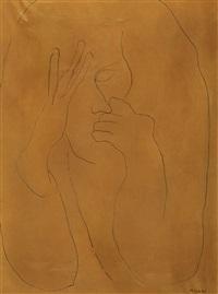 figura di donna by umberto milani