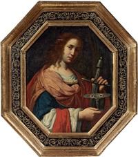 santa lucia by cesare dandini