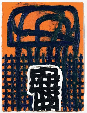 study for natural construction by jonathan lasker