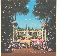 marriage in the park by hiro yamagata