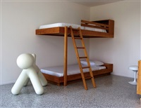 bunkbeds by richard neutra